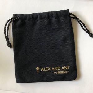 Alex and Ani Jewelry - Delta Gamma Alex and Ani Bangle with Jewelry Bag